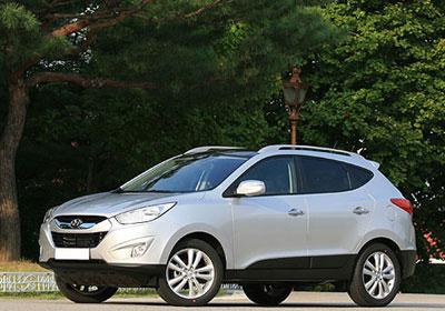 Hyundai Tucson 2010: Muy cerca de Ecuador