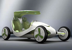Saic Leaf un concepto irreal de un auto ideal
