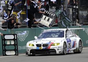 El BMW M3 GT2 vence en las 24 Horas de Nurburgring