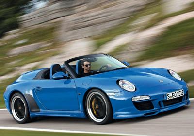 Porsche 911 Speedster 2011: Simplemente soberbio