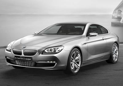 BMW Serie 6 Coupé Concept :  Anticipos del Serie 6 2011