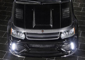 Range Rover Sport por Mansory