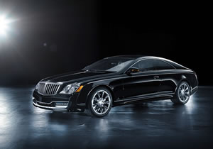 Maybach Xenatec Coupé