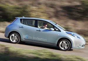 Nissan publica distancias de recorrido del LEAF