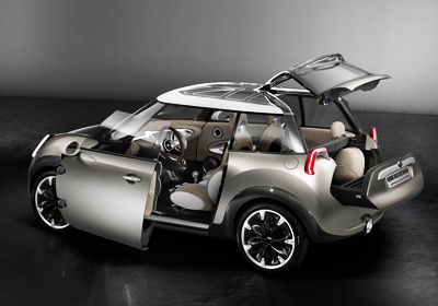 MINI Rocketman Concept: El Mini MINI