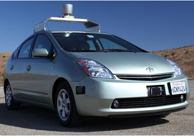 Google Autodriving Car, un auto que no necesitará conductor