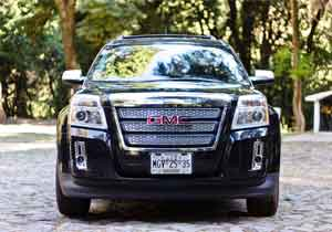 GMC Terrain 2011 a prueba
