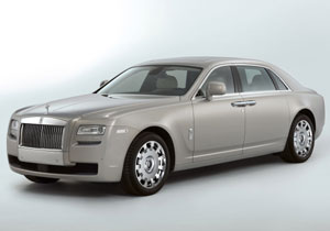 Rolls Royce Ghost EWB debuta en Shanghai 2011