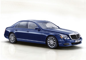 Maybach 62 Guard, seguridad total