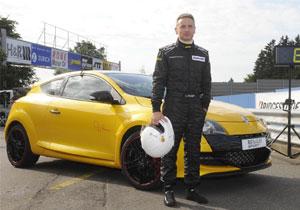 Renault Megane RS Trophy rompe récord en el circuito de Nürburgring