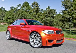 BMW Serie 1 M Coupé 2012 a prueba