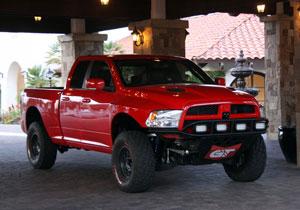 Dodge Ram Runner 2011 oficialmente en Detroit