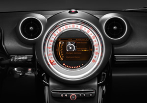 MINI Countryman, el primer auto con radio online