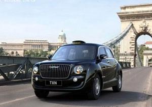 Geely Englon TXN, taxis londinenses según los chinos