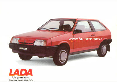 Lada Samara: 1988-1998