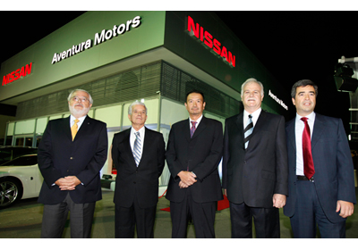 Nissan Marubeni: Aventura Motors se integra como concesionario
