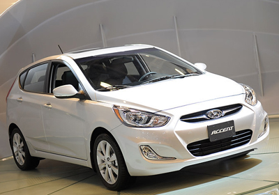 Hyundai Accent RB Hatchback: Lleg&#243; a Chile