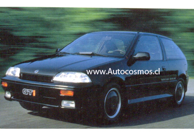 Suzuki Swift: 1989-1995