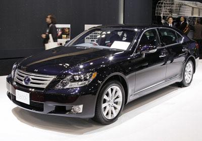 Lexus LS 600h inicia su venta en Chile
