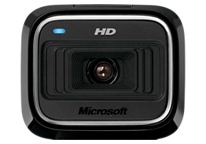 La nueva webcam de Microsoft con tecnolog&#237;a TrueColor