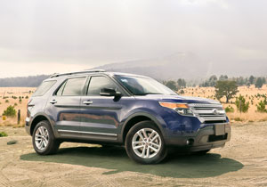 Ford Explorer XLT 2011 a prueba
