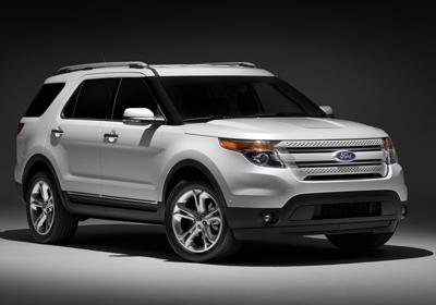 Ford Explorer 2011: La reinvención de un grande