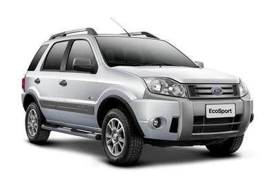 Ford EcoSport 2011: Inicia venta en Chile