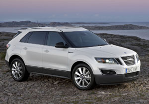 Saab 9-4x un SUV con herencia de General Motors