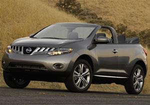 Nissan Murano CrossCabriolet debutará en Los Ángeles 2010