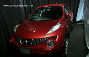 Nissan Juke 2011 Crossover Compacta para México