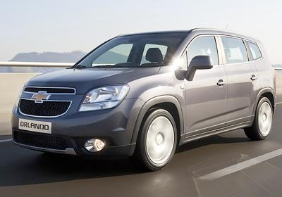 Chevrolet Orlando: Lanzado oficialmente en Chile