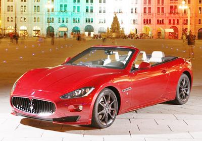 Maserati GranCabrio Sport: Culto a la belleza