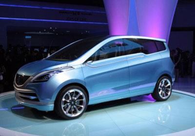 Suzuki R3 MPV Concept: Hizo su debut en India