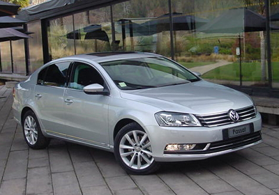 Volkswagen Passat 2012: Inicia venta en Chile