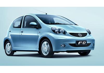 BYD Auto logra destacado aumento de 190%