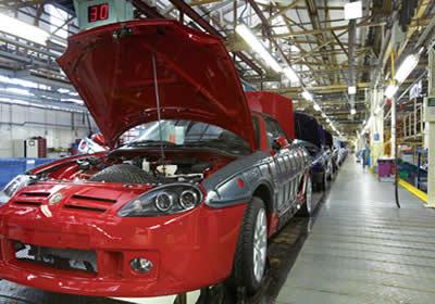 Vuelven a fabricarse MG en Longbridge