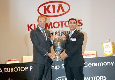 Kia Sponsor de la Copa UEFA Euro 2008