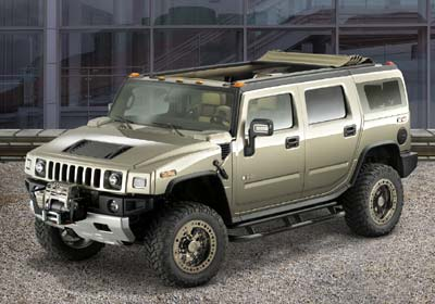 Hummer H2 Safari