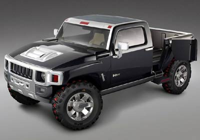 Hummer H3T