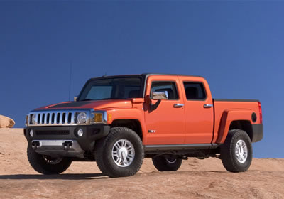 Se presenta en Chicago el Hummer H3T