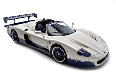 Maserati MC12 por Edo Competition
