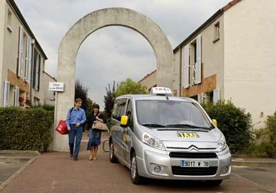 Citroën Jumpy: el taxi del futuro