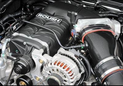 El Ford Mustang de serie llega a los 700 hp con el cargador Roush