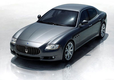 Maserati Quattroporte 2009: &#161;Con&#243;celo en detalle!