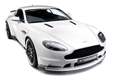 Aston Martin V8 Vantage por Hamann