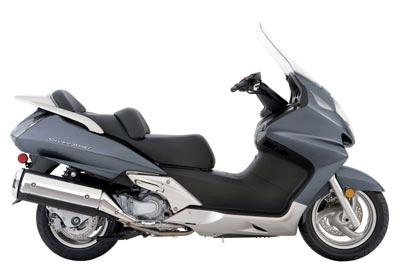Honda producirá una moto eléctrica para el 2010