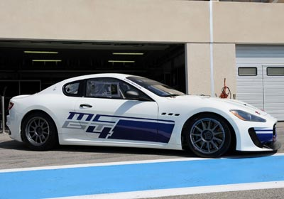 Maserati Gran Turismo MC GT4