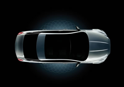 Primera imagen del Jaguar XJ 2010