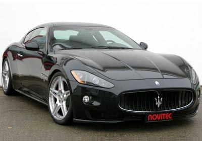 Tuning: Maserati Gran Turismo por Novitec