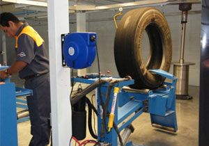 Continental Tire inaugura planta de renovado de llantas en Monterrey